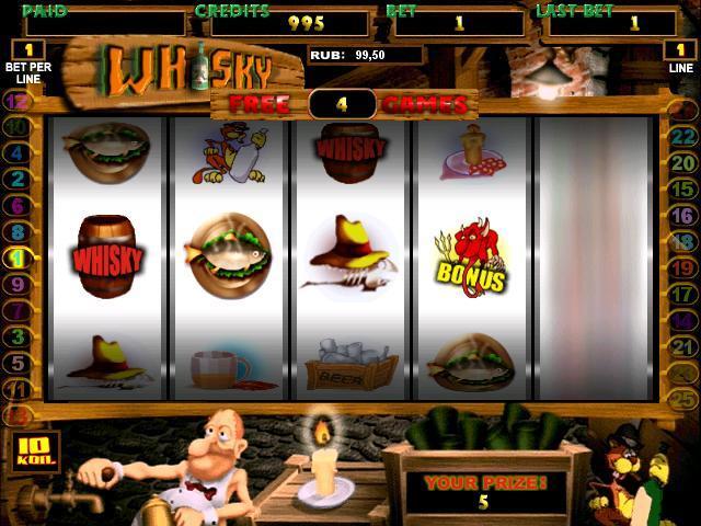 игровые автоматы в on-line
